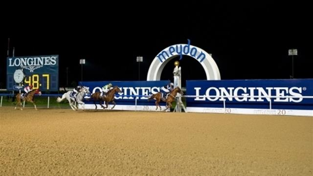 Cosgrave rides a double on opening night of racing at Meydan