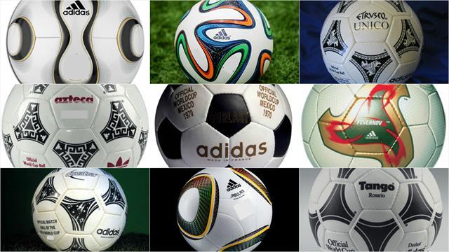 QUIZ – A quelle édition de la Coupe du monde correspond ce ballon ?