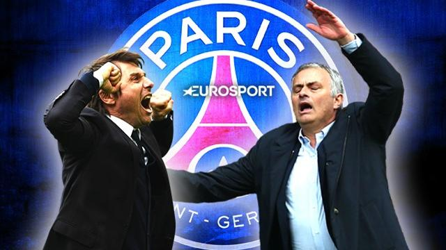 Euro Papers: Conte beats Jose again as PSG choose Chelsea boss