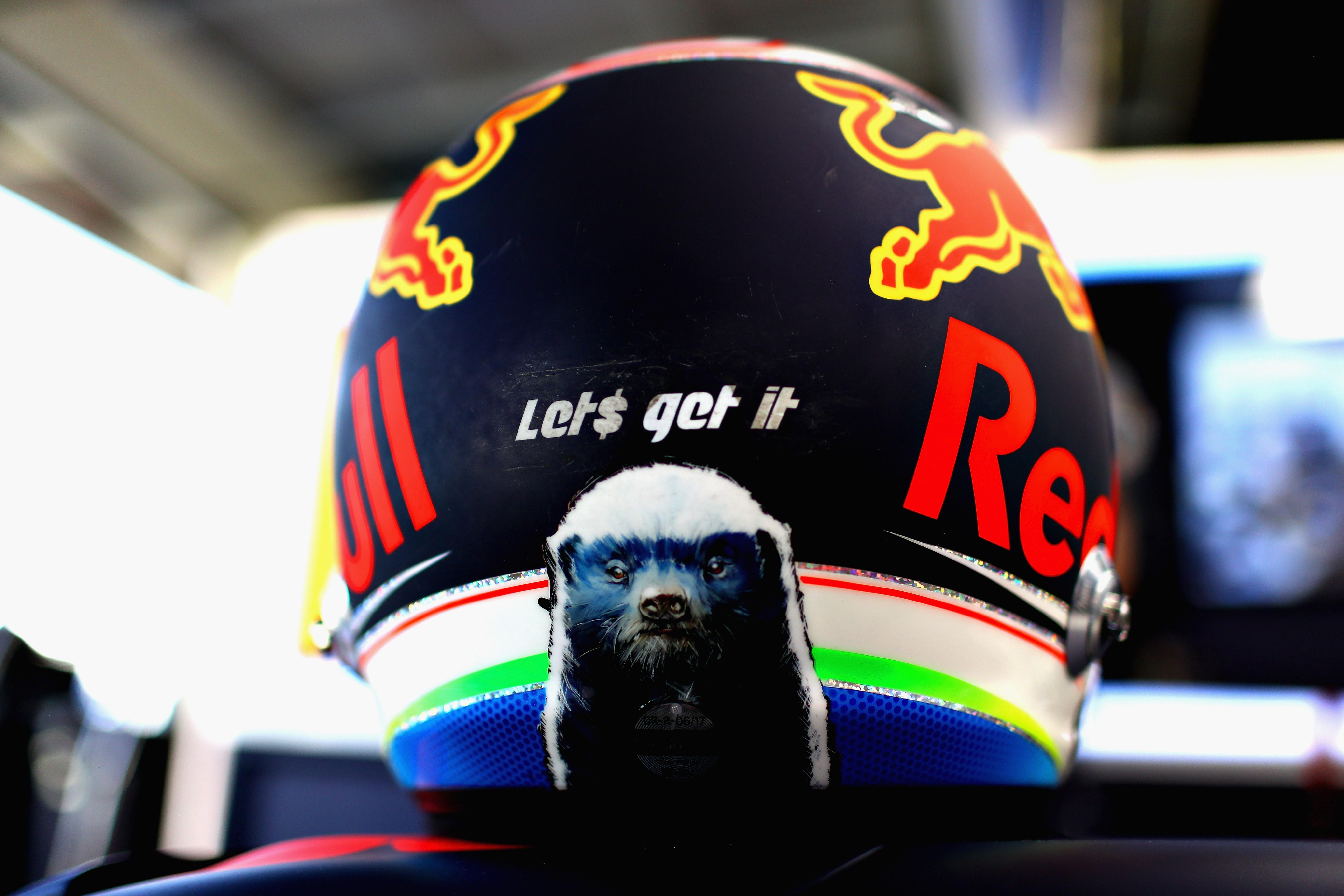 Daniel Ricciardo (Red Bull) au Grand Prix du Brésil 2017