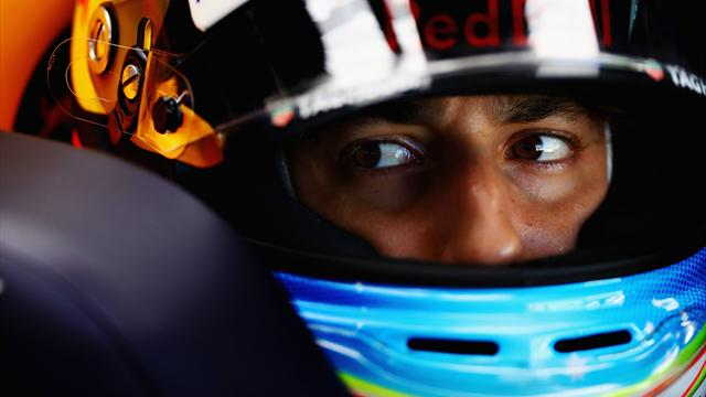 """Ricciardo avertit Red Bull : """"Je suis dans une position assez favorable"""""""
