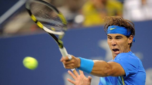 Nadal brushes off fitness fears ahead of ATP Tour finals in London