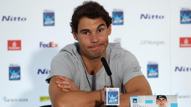 Nadal : «Il ne s'agissait pas seulement de défendre mon image et mon intégrité»