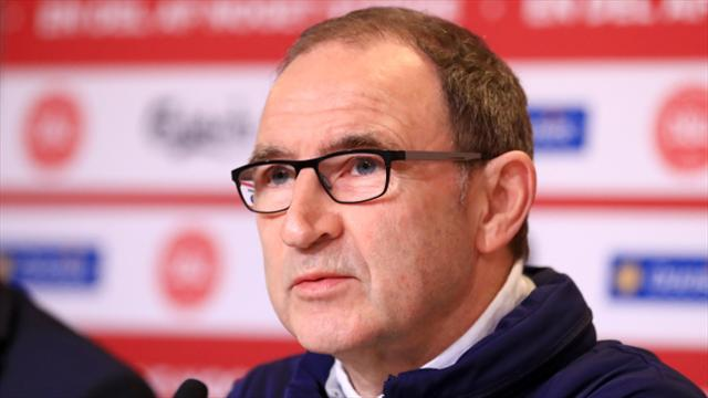 Martin O'Neill warns Denmark not to underestimate Ireland