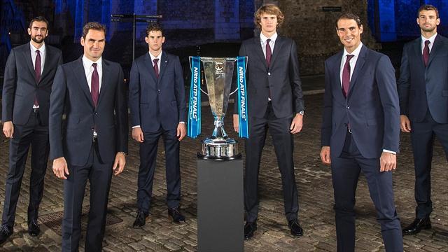 ATP Finalleri'nde heyecan başlıyor