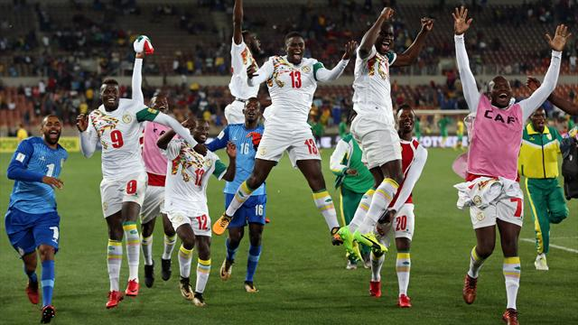 Mane leads Senegal to finals as they win in South Africa