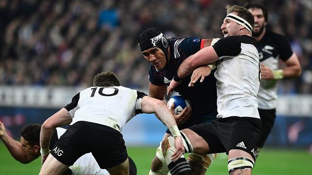 Clamoroso tonfo del Sudafrica in Irlanda, Australia corsara in Galles: All Blacks ok con la Francia