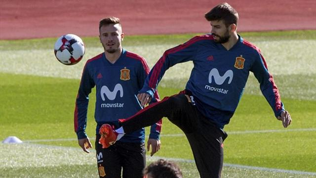 La España de Isco inicia su preparación del Mundial ante Costa Rica