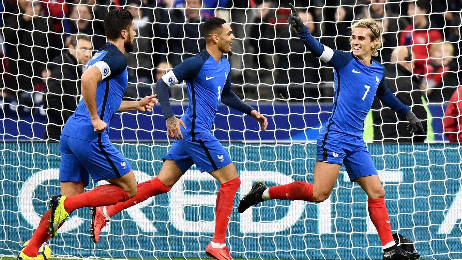 Dates horaires lieux tout savoir sur le calendrier des bleus coupe du monde 2018 - Coupe de france football calendrier ...