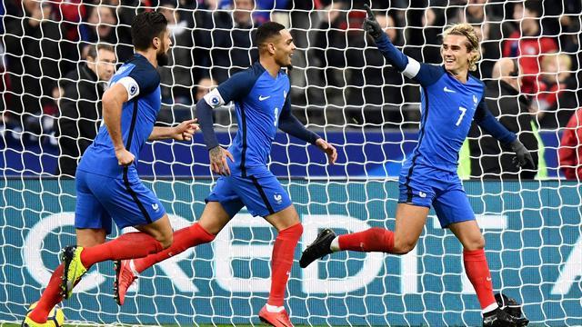 Amistoso, Francia-Gales: Griezmann vuelve a sonreír (2-0)