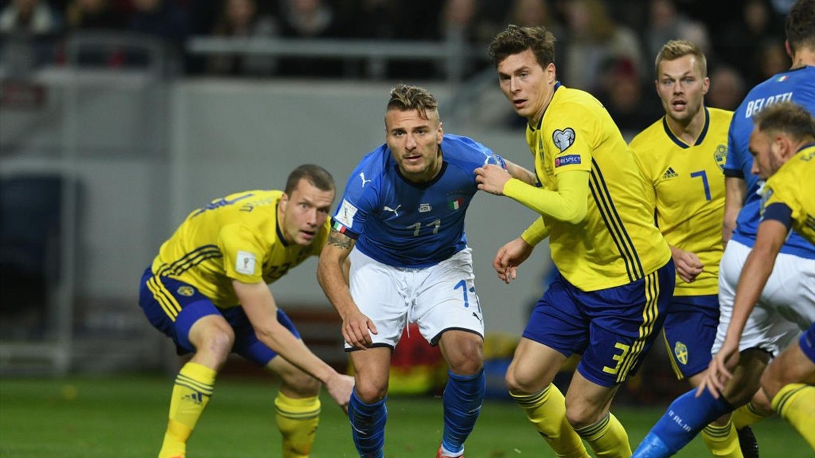 Italien Schweden Tv