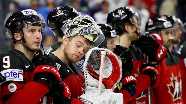Канада уступила Швеции вматче Кубка Карьяла похоккею