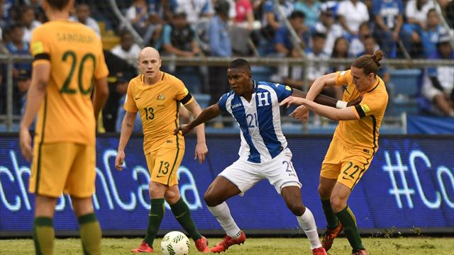 Australia rue missed chances in Honduras stalemate