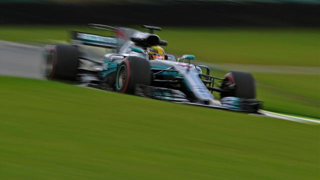 Hamilton: I was quickest by a long way today