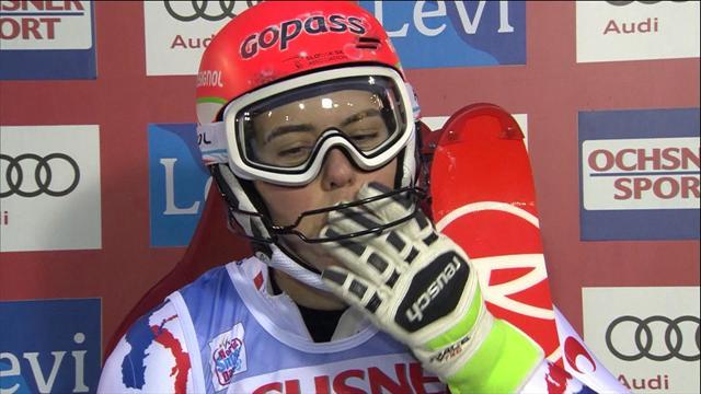 Vlhova: Beating Shiffrin is the 'best day'