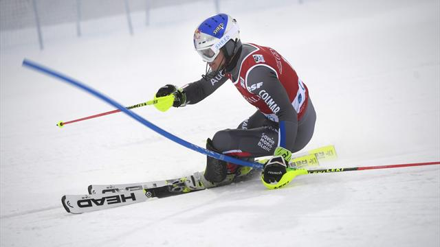 Levi (slalom): Neureuther domine, Pinturault 8e