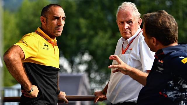 """Toro Rosso va au clash avec Renault : """"La situation n'est peut-être pas une coïncidence"""""""