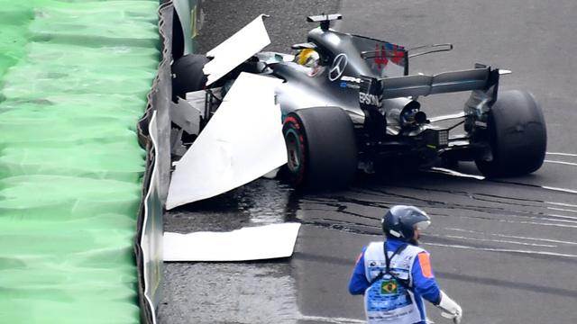 Qualifying-Aus für Hamilton nach Unfall: Letzter Startplatz beim Rennen
