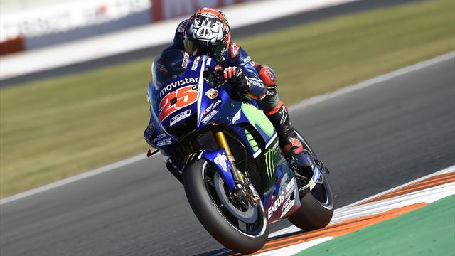 Maverick Viñales rinnova con la Yamaha per altre due stagioni