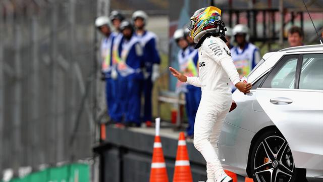 Hamilton, champion sortant !