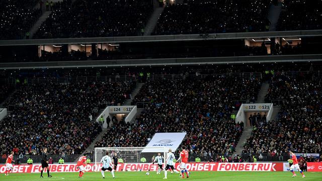 Аргентина: Комментатор Губерниев раскритиковал компанию матча РФ