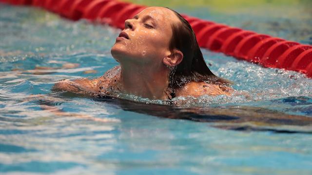 Europei di Nuoto in diretta tv e Live-Streaming