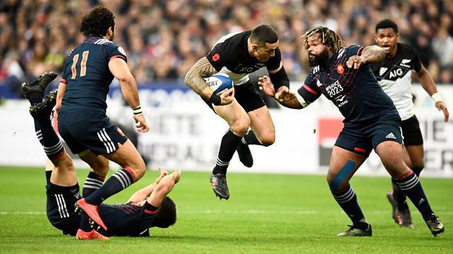 Frankreich gegen Neuseeland heute live im TV und im Livestream bei Eurosport