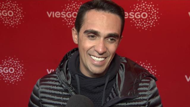 """Alberto Contador: """"Prefiero que me recuerden por mi forma de correr, más que por mi palmarés"""""""