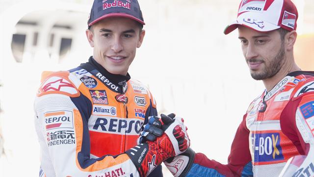 """Dovizioso: """"Ci ho provato, è stato comunque un campionato esagerato; complimenti a Marquez"""""""