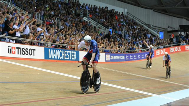 Clancy and co power Great Britain to Track World Cup glory
