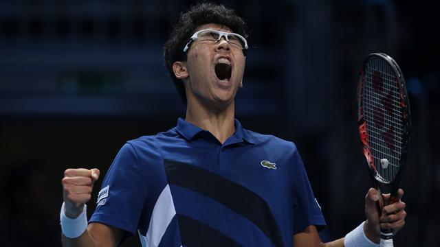 Caos calmo e Hyeon Chung, campione Next Gen del tennis che resiste
