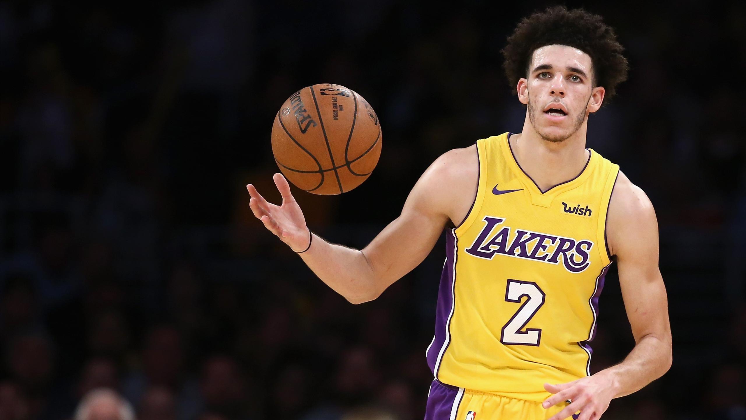La nuova targata era dei Lakers targata nuova Lonzo Ball NBA 2017 2018 Basket   5bfb7d