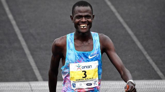 Le Kényan Kalalei remporte le marathon d'Athènes