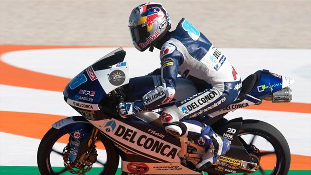 Moto3: trionfa Jorge Martin davanti a Mir e Ramirez, 4° Fenati