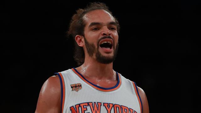 Après le cauchemar de 2016-2017, Noah retrouve les Knicks