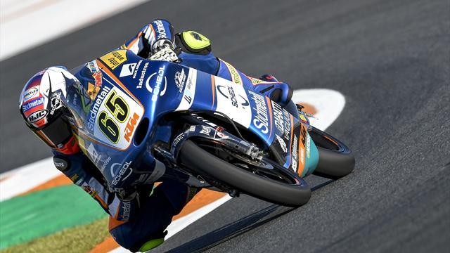 Angriff in der Moto3: Öttl fährt für den Aufstieg