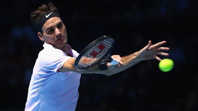 Sigue en directo el segundo partido de Roger Federer en Londres ante Alexander Zverev