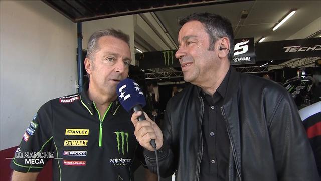 """Poncharal : """"Pour cette course, Yamaha avait mis les 4 M1 en configuration 2016"""""""