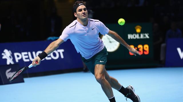 Federer, l'entame idéale