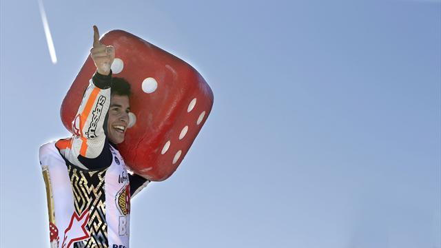 Marquez sempre più nella storia: è il migliore di sempre a 24 anni, meglio di Valentino Rossi