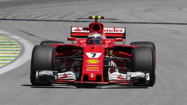 Fórmula 1, GP de Brasil: Vettel domina de principio a fin con Alonso octavo y Sainz undécimo