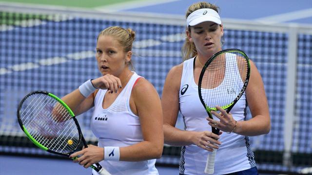 Vandeweghe e Rogers riportano la Fed Cup negli Stati Uniti dopo 17 anni