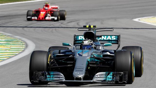 "Bottas: ""Perdimos la carrera en la primera curva"""