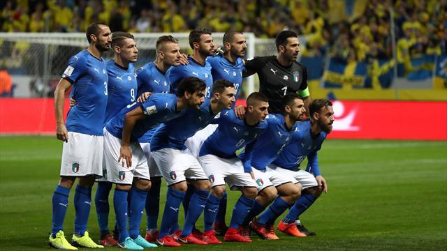 Italia-Svezia, indiscrezioni sulla formazione: novità assolute per Ventura