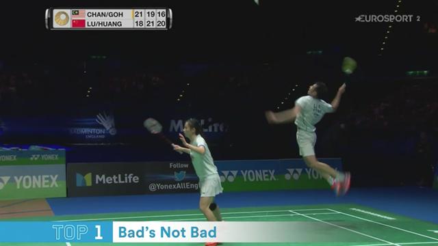 Bis zur Erschöpfung und noch viel weiter! 5 unfassbare Badminton-Ballwechsel
