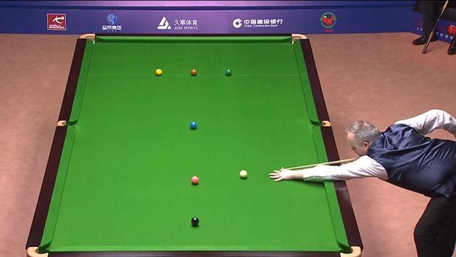 Higgins hits sublime break of 131 in Shanghai Masters