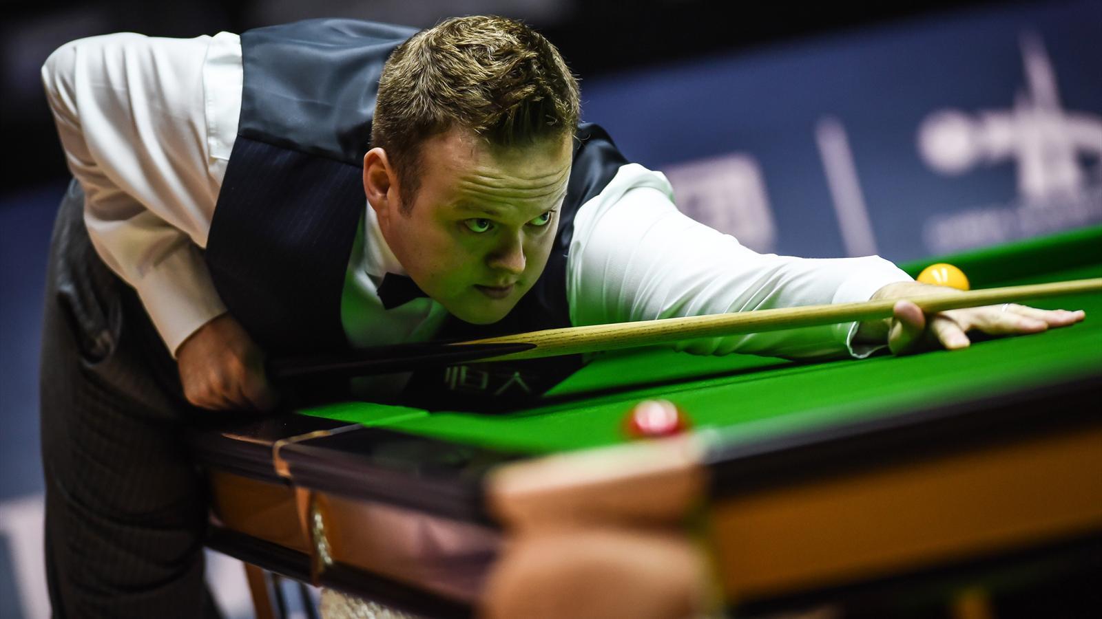 Snooker: calendar of the season 2017-2018 13