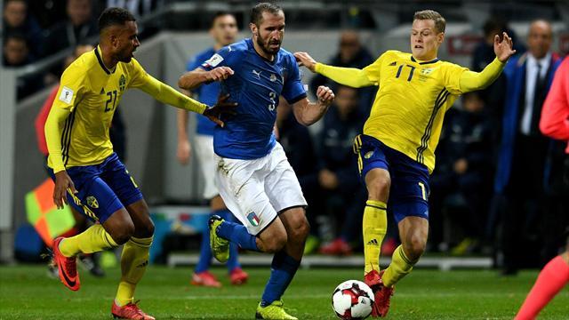 Italie – Suède EN DIRECT