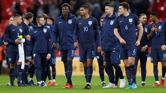 England could stage mock penalty shootout before packed Wembley