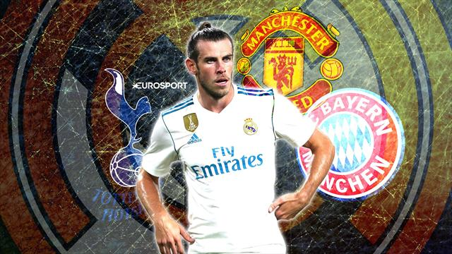 Euro Papers: Bale sale! Real Madrid open to bids, United at front of queue